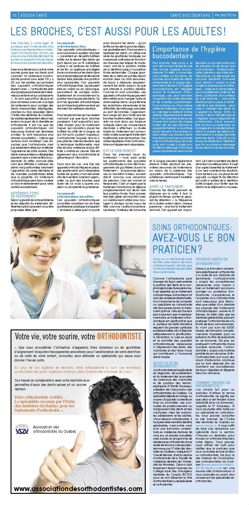 La-Presse-Sante-28-10-14-Chamberland-Orthodontiste-a-Quebec